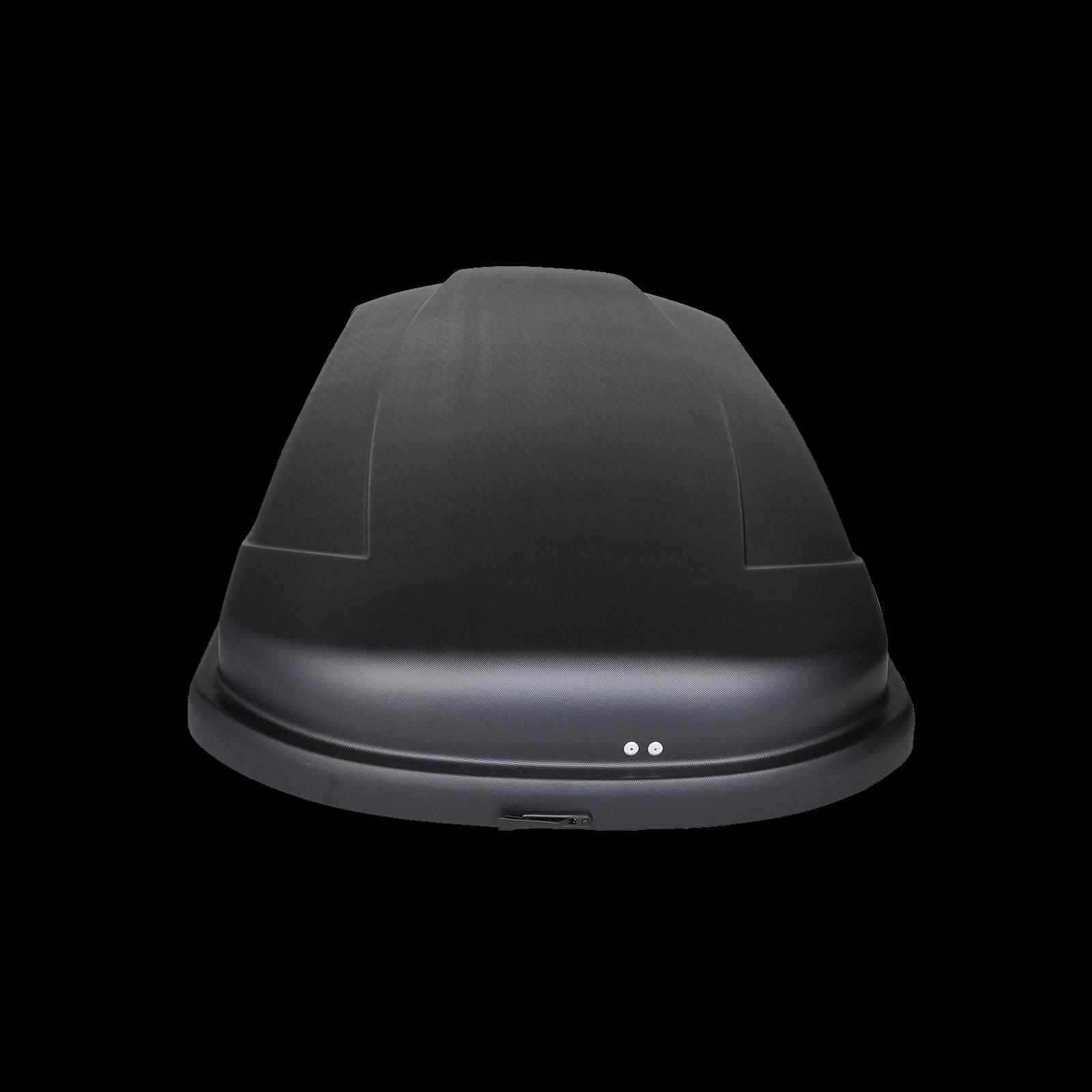 Dachbox Junior Xtreme 500 schwarz matt - Bild 3