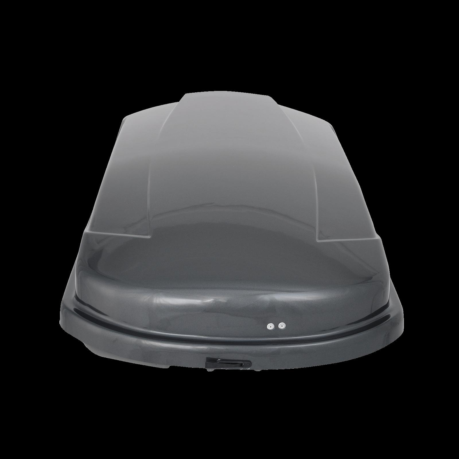 Dachbox Junior Xtreme 500 grau glänzend - Bild 3