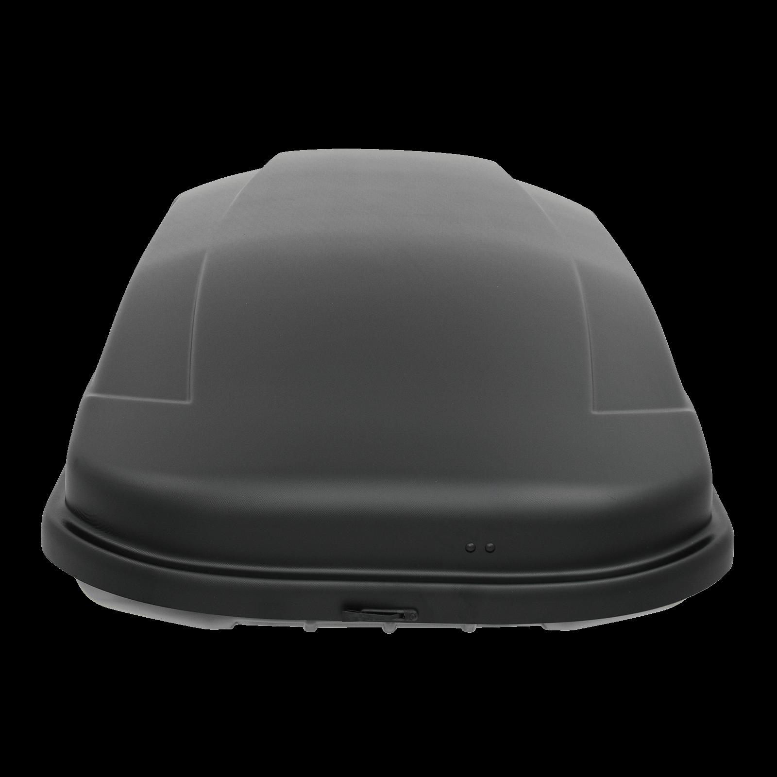 Dachbox Junior Xtreme 600 schwarz matt - Bild 3