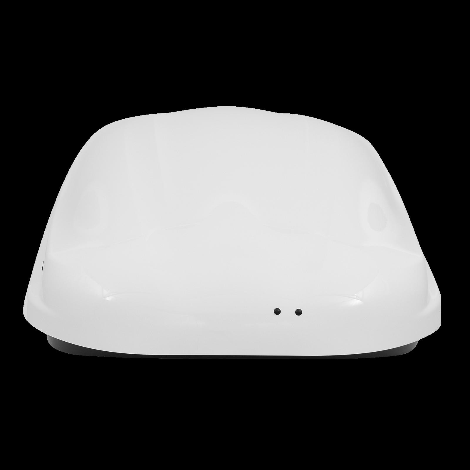 Dachbox Junior Altro 370 weiß glänzend - Bild 3
