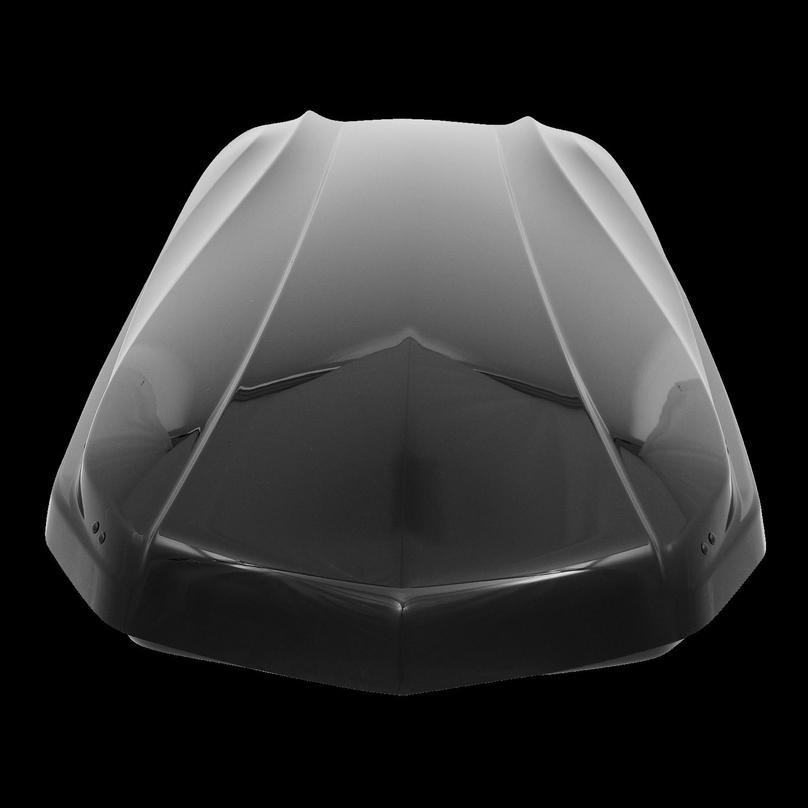 Dachbox Junior Strike 440 schwarz glänzend - Bild 3