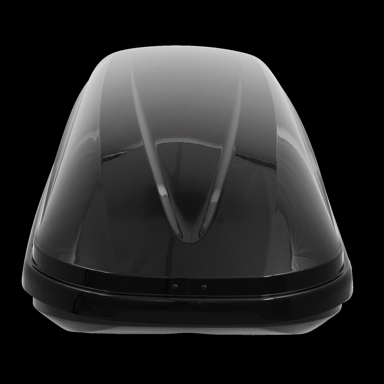 Dachbox Jetbag 80 Family schwarz glänzend - Bild 3