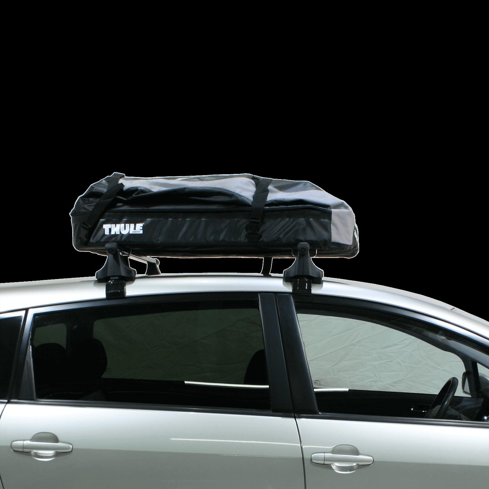 Dachbox Thule Ranger 90 Black/Silver Gray - Bild 3