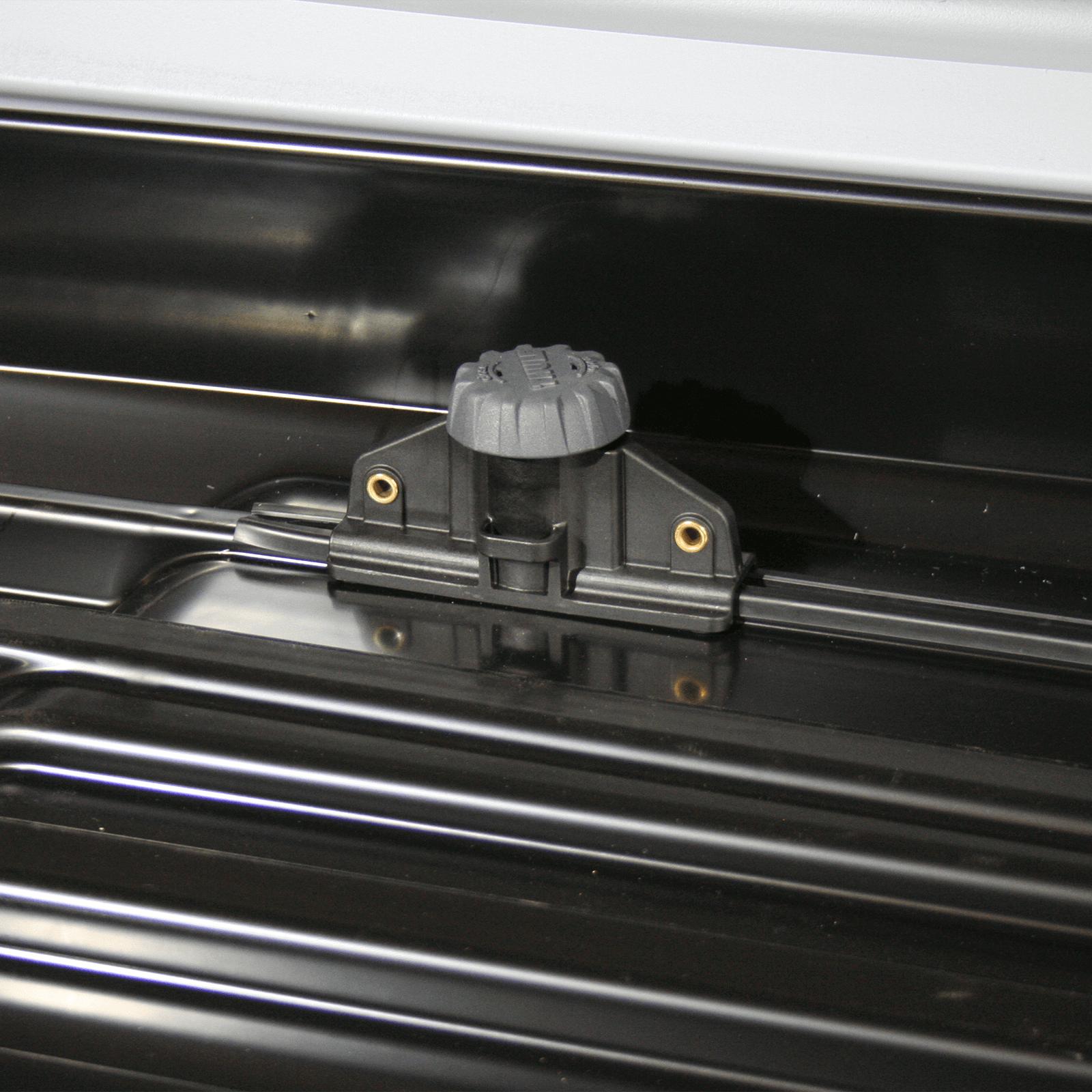Dachbox Thule Touring M grau, titan - Bild 4