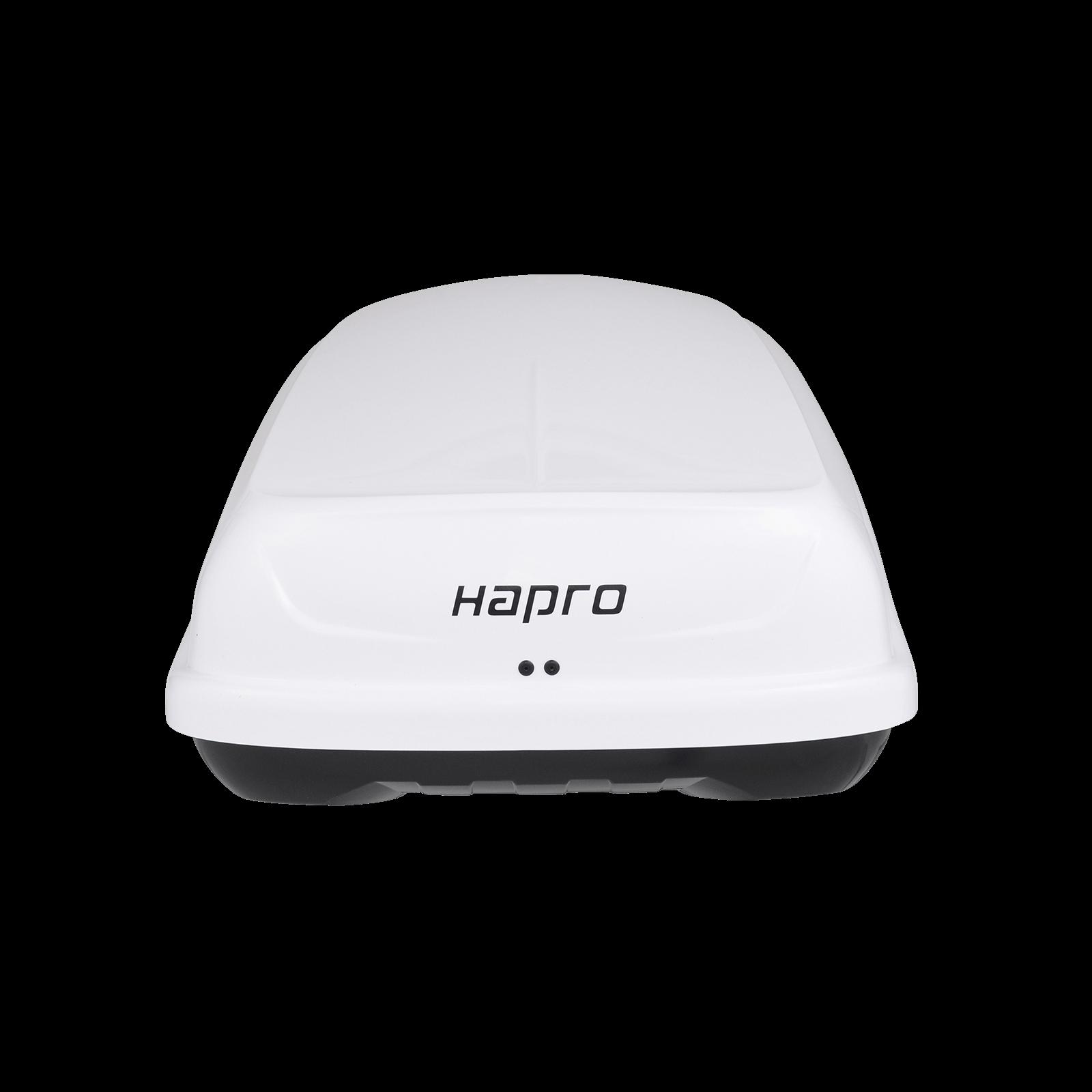 Dachbox Hapro Traxer 6.6 PureWhite - Bild 4
