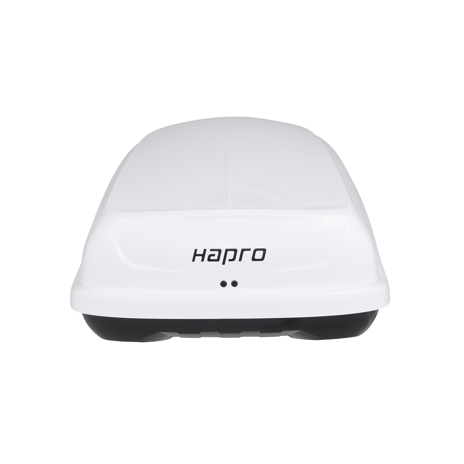 Dachbox Hapro Traxer 6.6 weiß - Bild 4