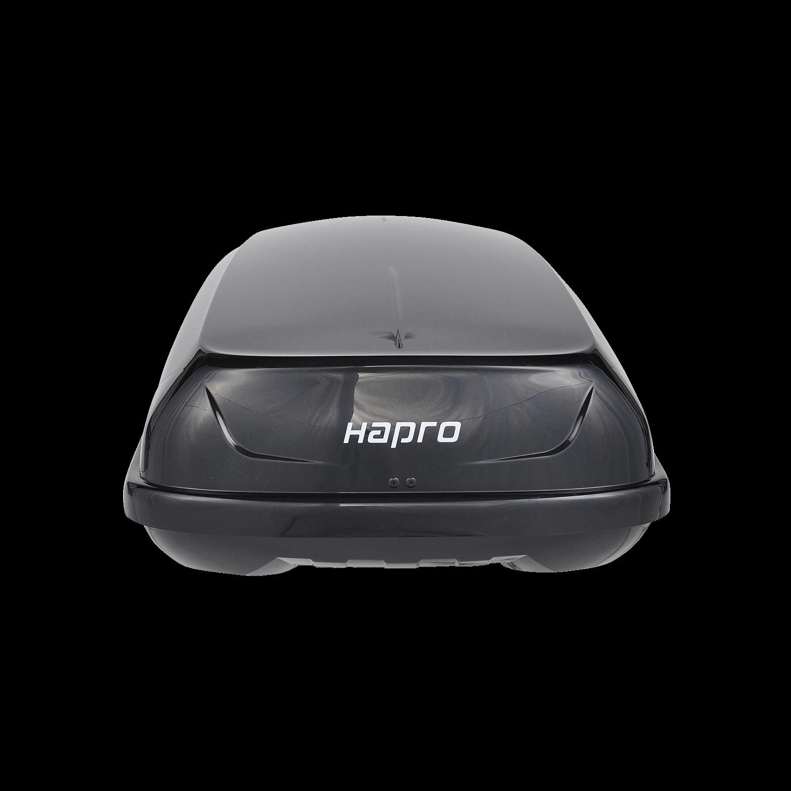 Dachbox Hapro Traxer 8.6 Brilliantblack - Bild 4