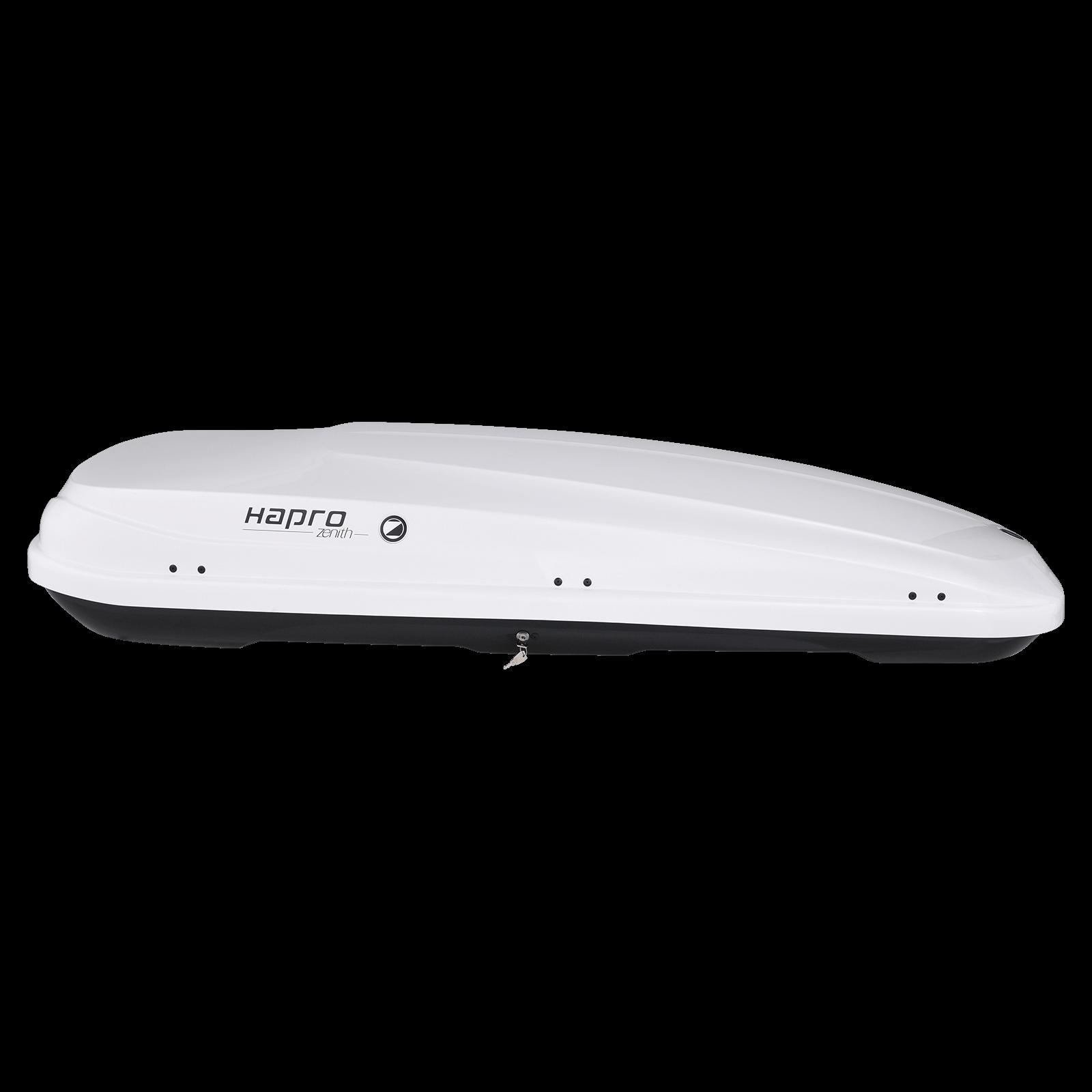 Dachbox Hapro Zenith 8.6 PureWhite - Bild 4