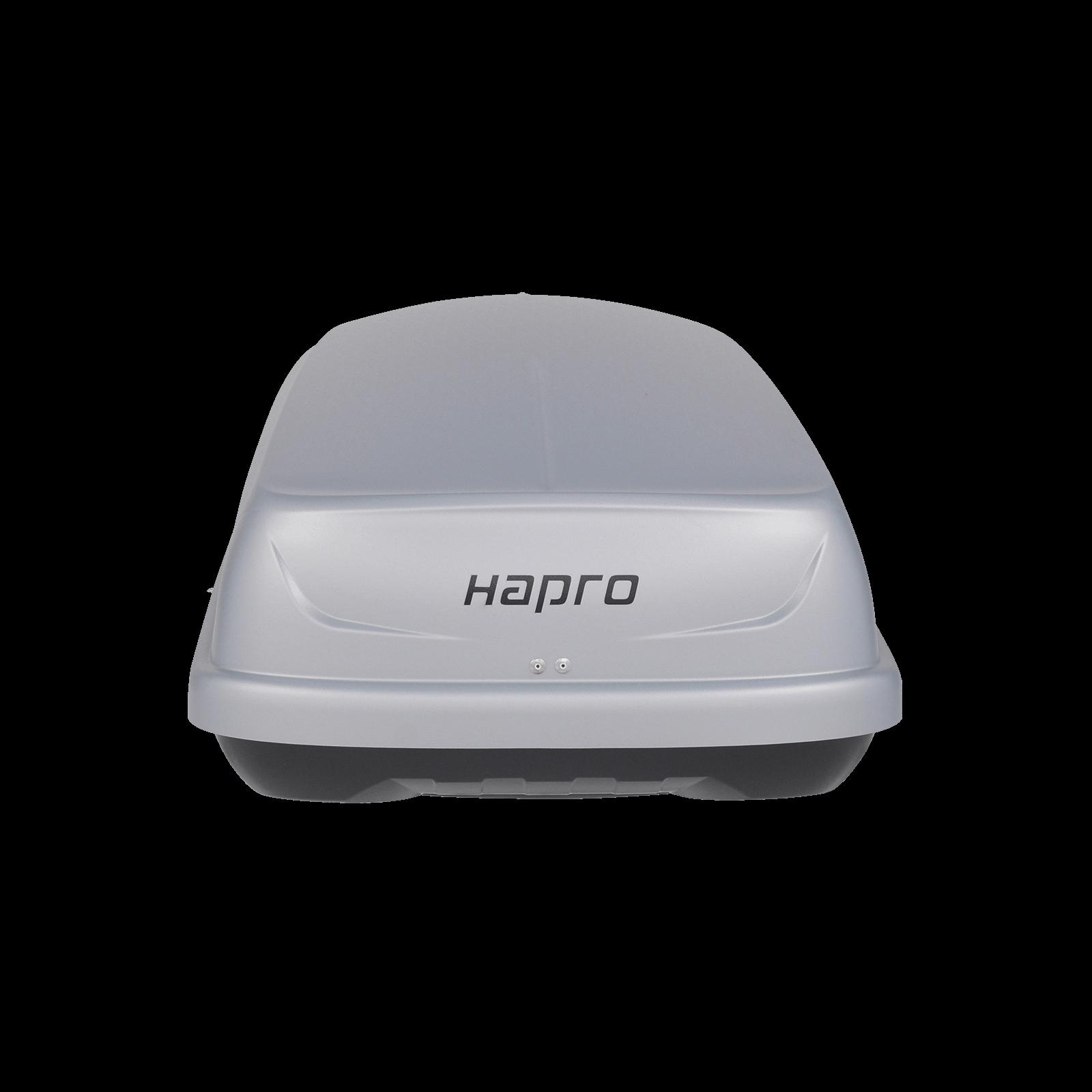 Dachbox Hapro Traxer 5.6 SilverGrey - Bild 4