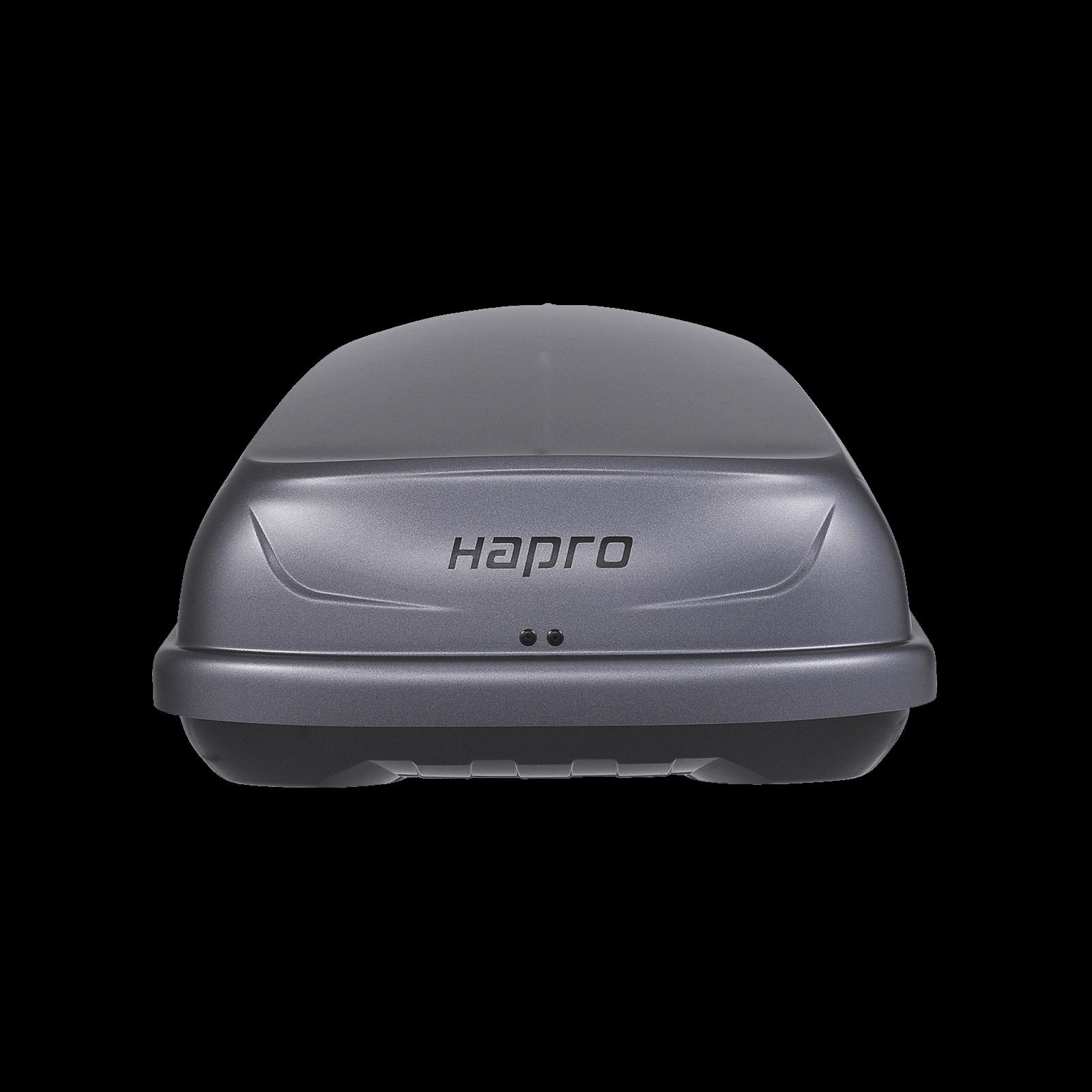 Dachbox Hapro Traxer 6.6 Titanium - Bild 4