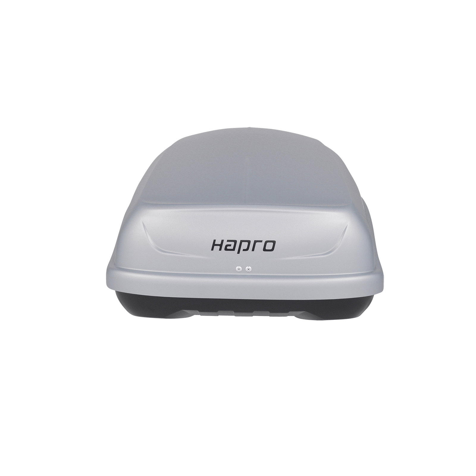 Dachbox Hapro Traxer 6.6 SilverGrey - Bild 4