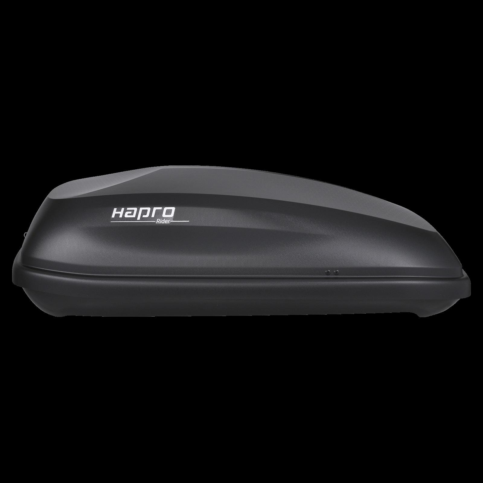 Dachbox Hapro Rider 4.4 Anthracite - Bild 4