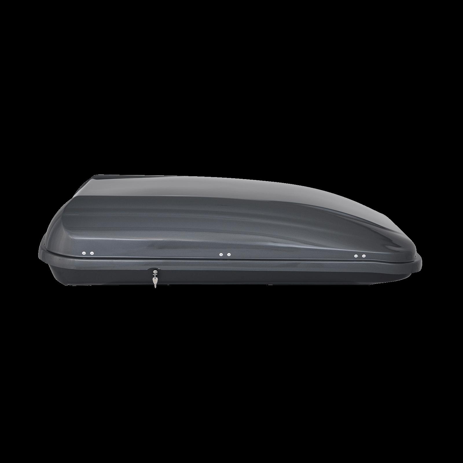 Dachbox Junior PRE 530 Dark glossy grey - Bild 4