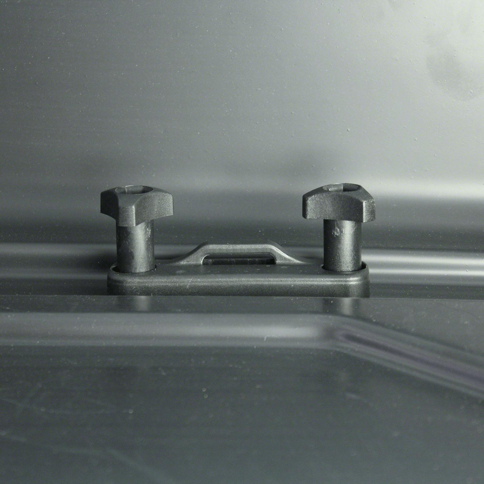 Dachbox Junior PRE 480 schwarz glänzend - Bild 4