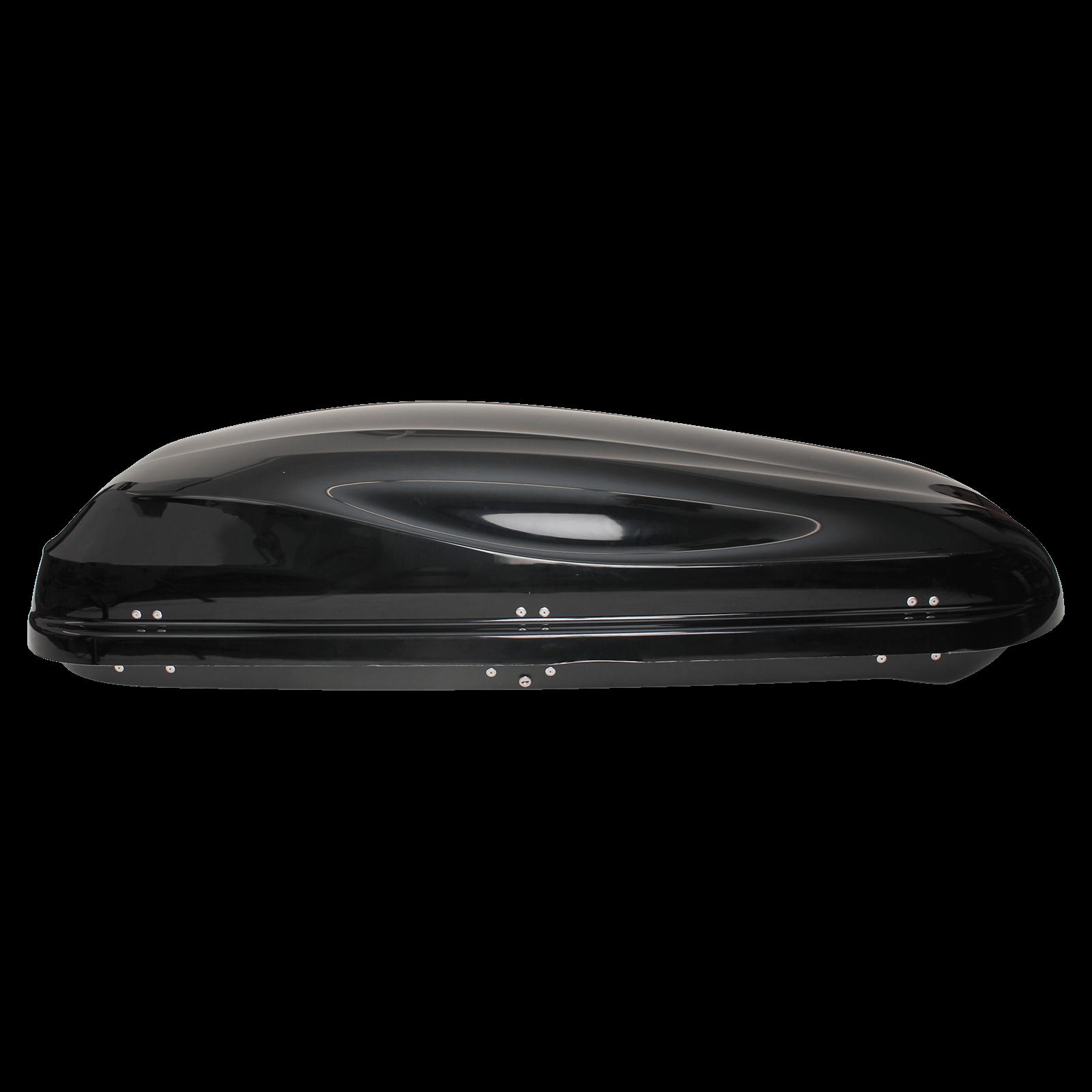 Dachbox Junior Altro 460 schwarz glänzend - Bild 4