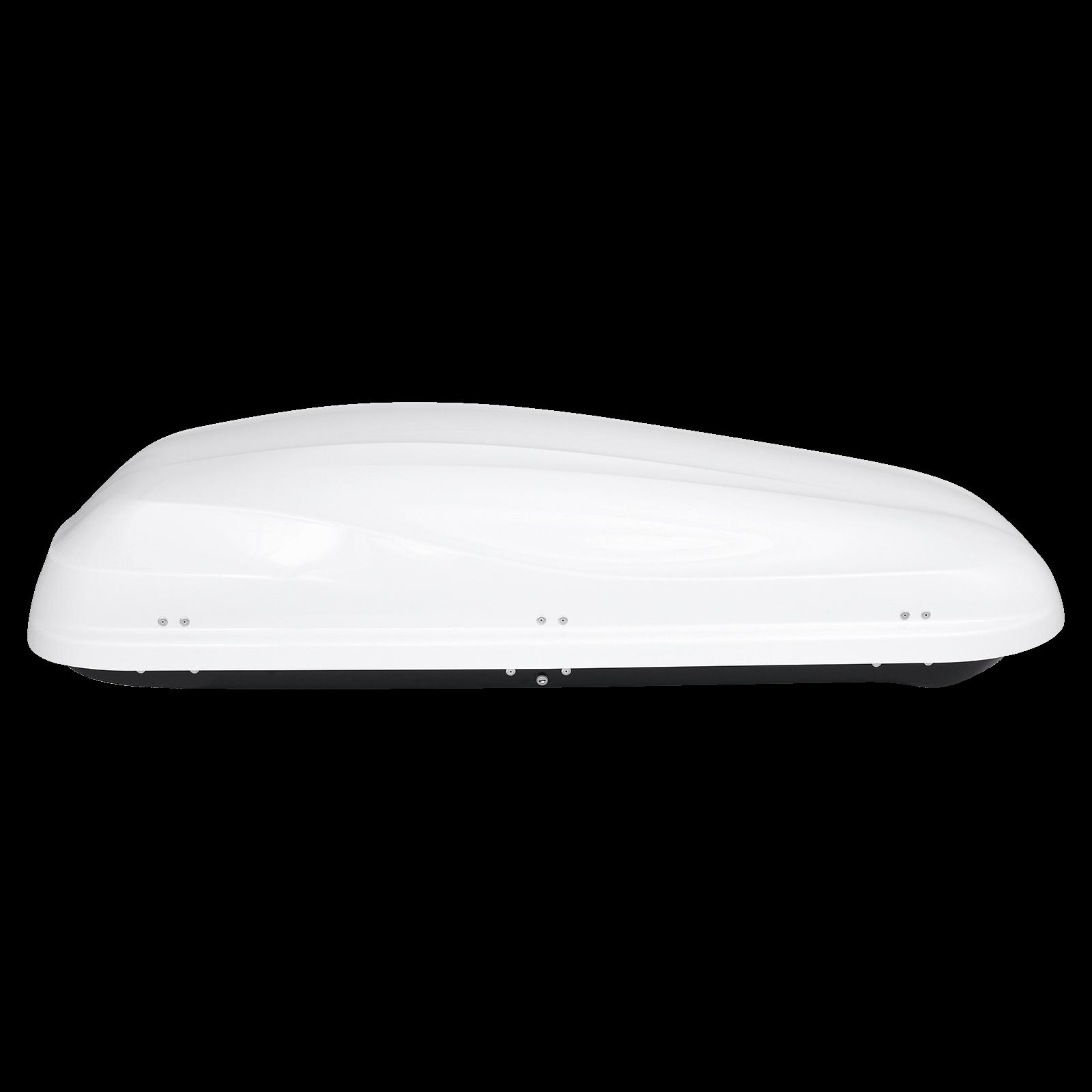 Dachbox Junior Altro 460 weiß glänzend - Bild 4