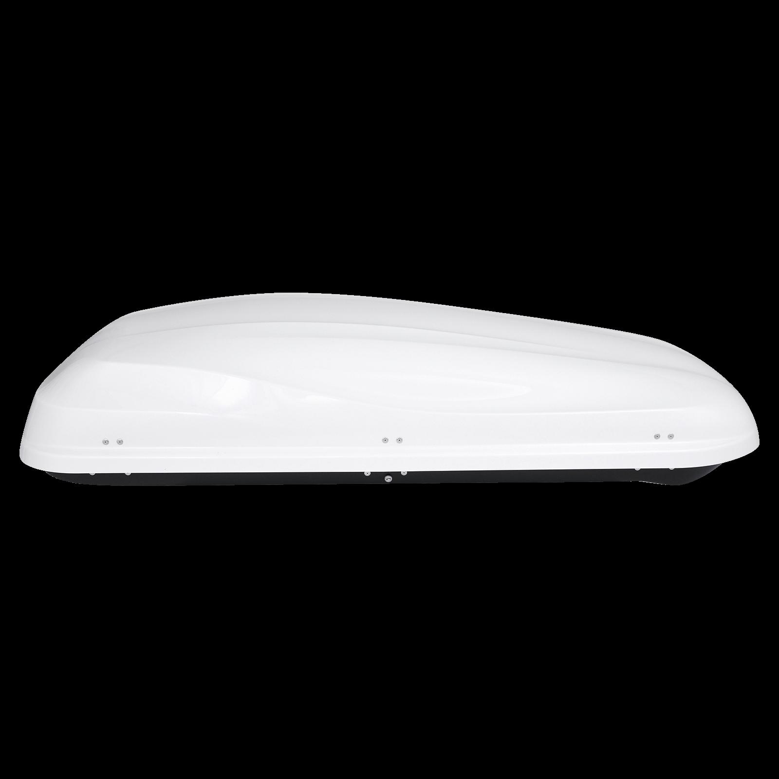 Dachbox Junior Altro 500 weiß glänzend - Bild 4