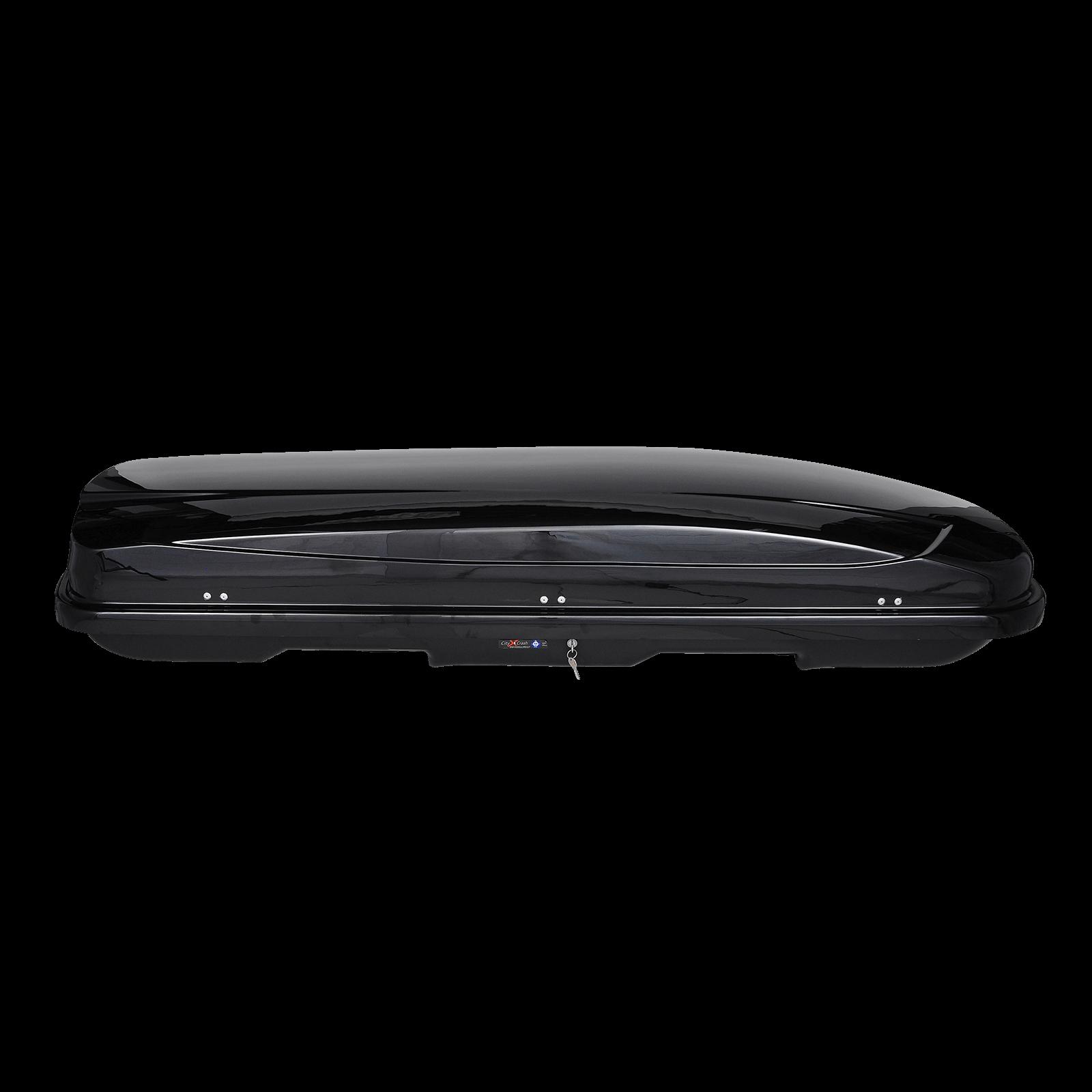 Dachbox Junior Xtreme 500 schwarz glänzend - Bild 4