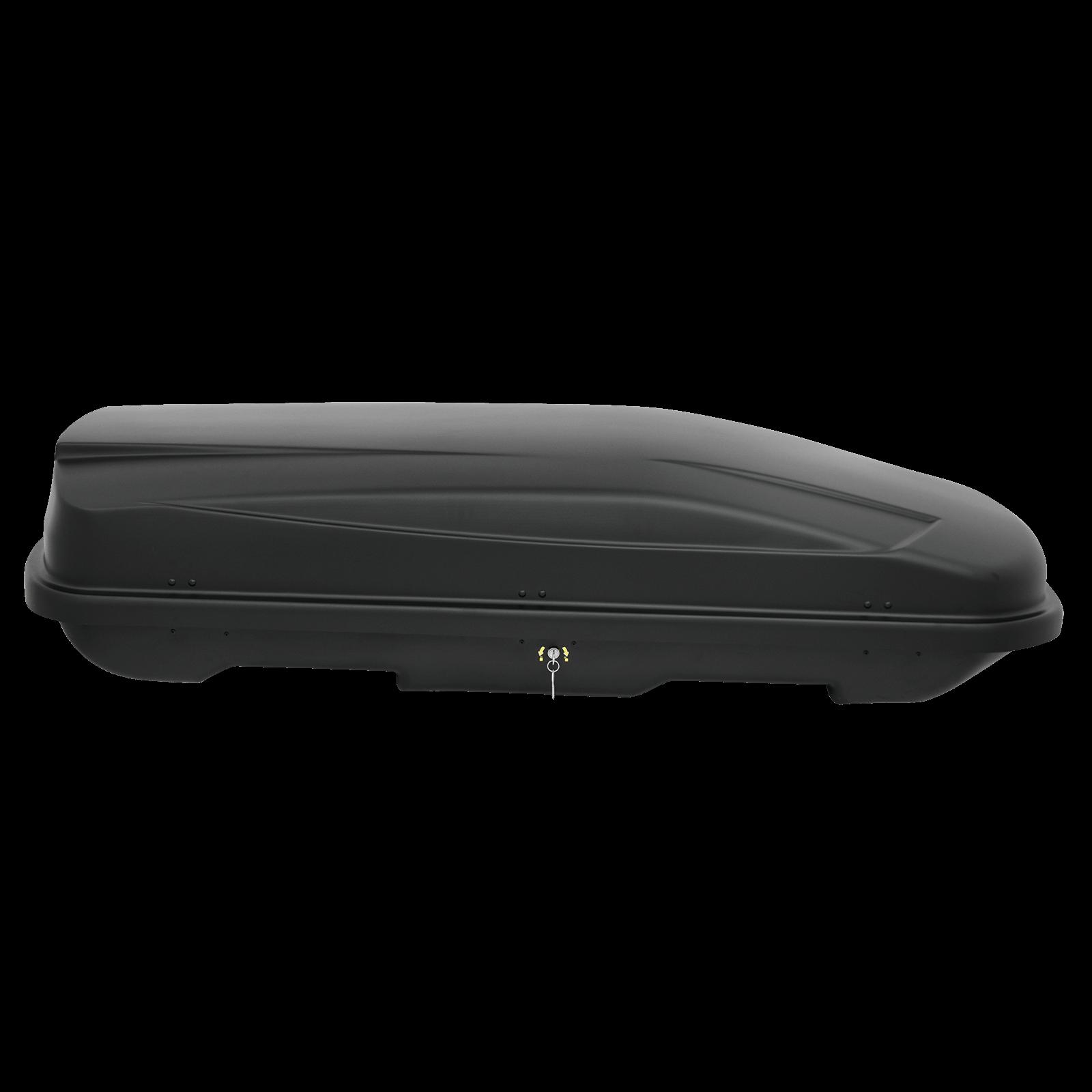 Dachbox Junior Xtreme 600 schwarz matt - Bild 4