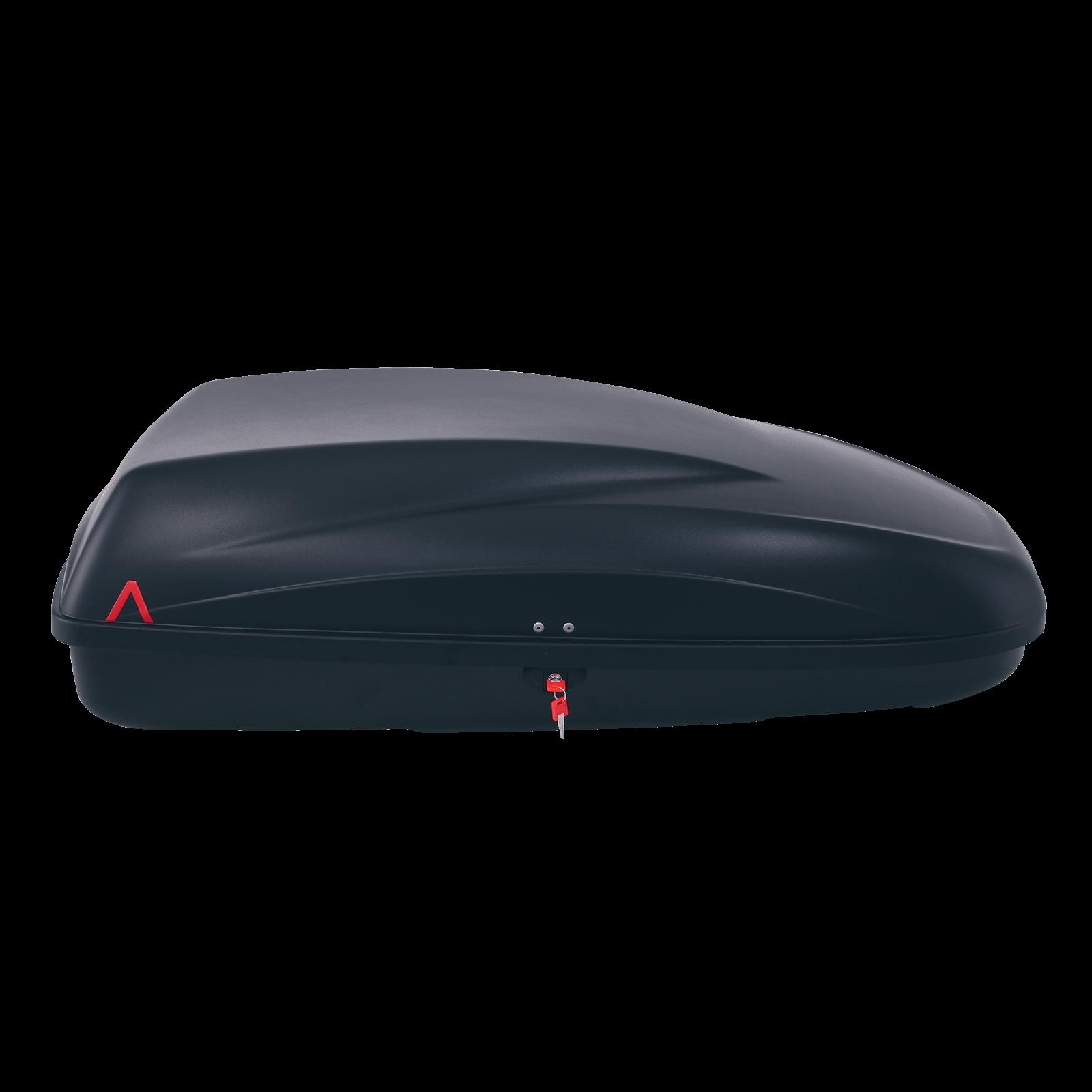 Dachbox G3 Krono 320 schwarz matt - Bild 4
