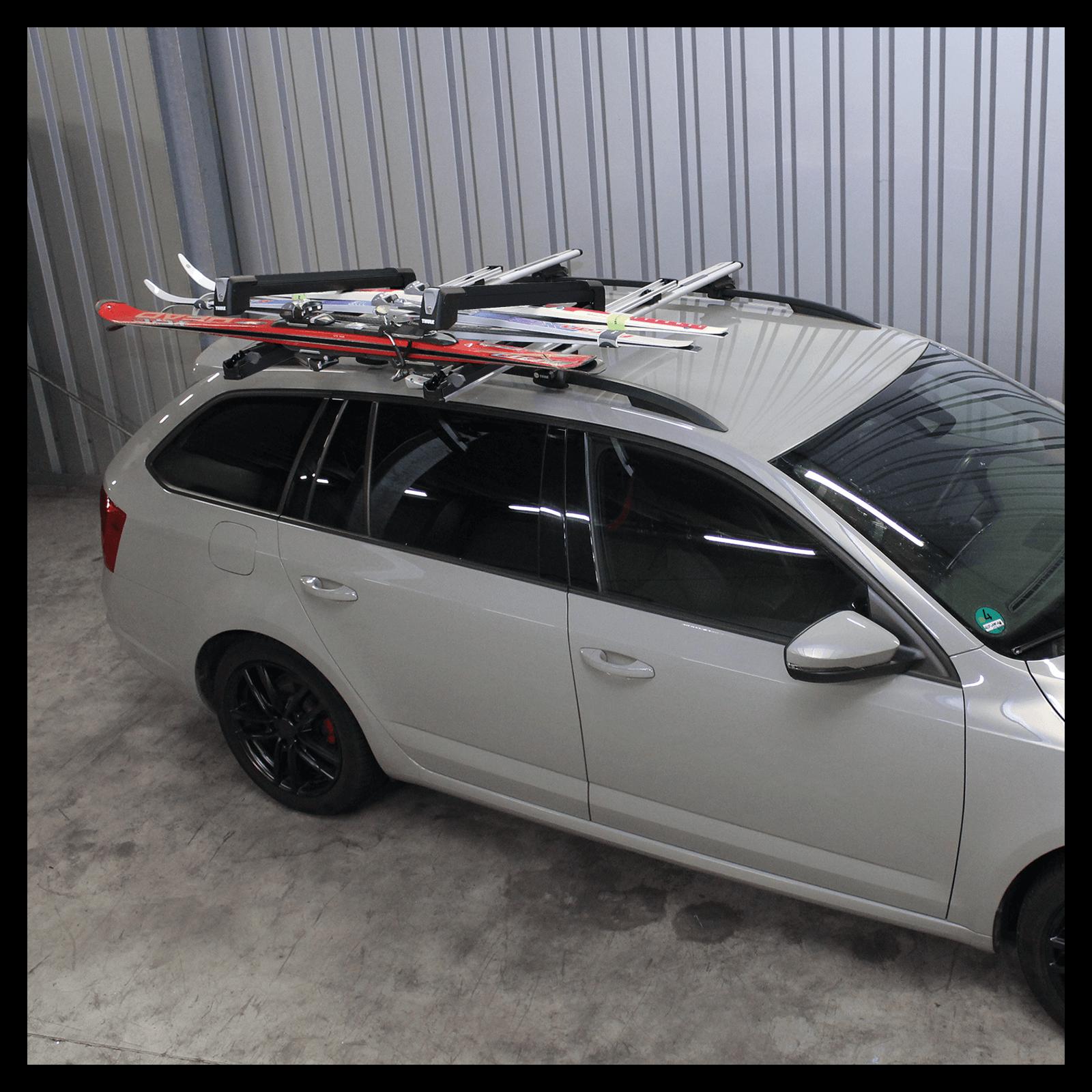 Skiträger Thule SnowPack Extender Black - Bild 4
