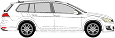 GOLF VII Variant (BA5, BV5)