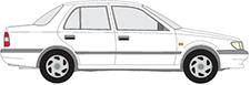 SUNNY III Liftback (N14)
