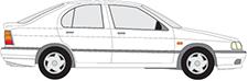 PRIMERA Hatchback (P10)