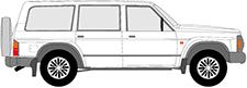 PATROL III/2 Station Wagon (W260)