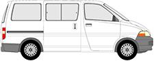 HIACE IV Bus (_H1_, _H2_)