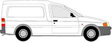 ESCORT '86 Express (AVF)