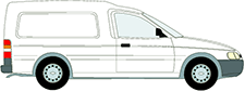 ESCORT '91 Express (AVF)