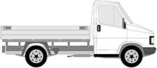 J5 Pritsche/Fahrgestell (290L)