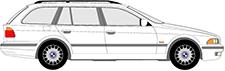 5er Touring (E39)