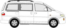 H-1 / STAREX Großraumlimousine (A1)