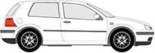 GOLF IV (1J1)