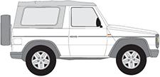 G-KLASSE Cabrio (W463)
