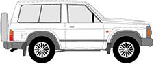 PATROL III/2 Hardtop (K260)