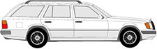 KOMBI T-Model (S124)