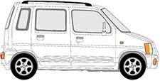 WAGON R+ Schrägheck (EM)