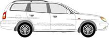 NUBIRA Wagon (J100)