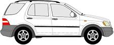 M-KLASSE (W163)