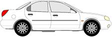 MONDEO II Stufenheck (BFP)