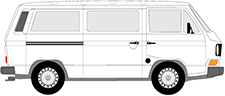 TRANSPORTER T3 Bus