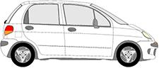 MATIZ (M100, M150)