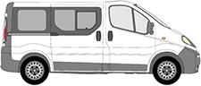 TRAFIC II Bus (JL)