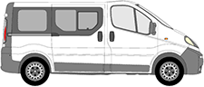 VIVARO A Bus (X83)