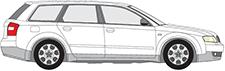A4 Avant (8E5, B6)