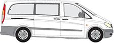 VITO Bus (W639)