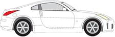 350 Z Coupe (Z33)